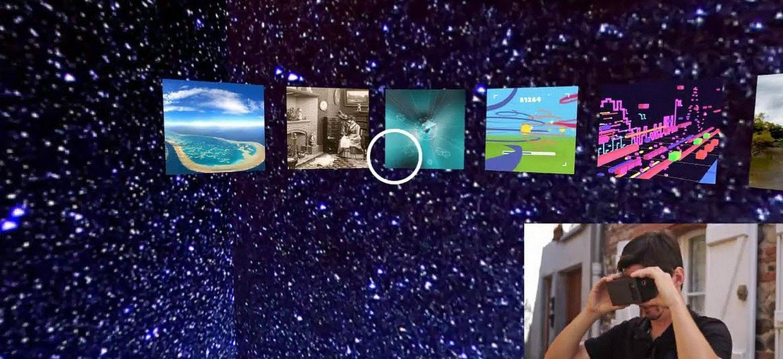 Avant l'Oculus Rift, fabrique ton casque de réalité virtuelle Google Cardboard