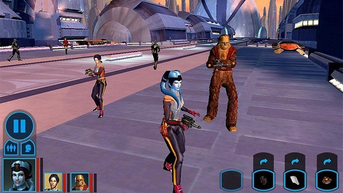 Knights of the Old Republic - Android