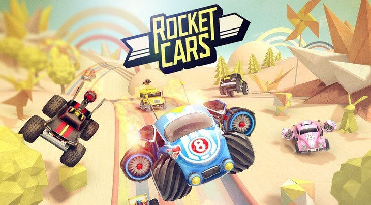 Rocket Cards : un jeu de course rigolo sur iPhone et iPad