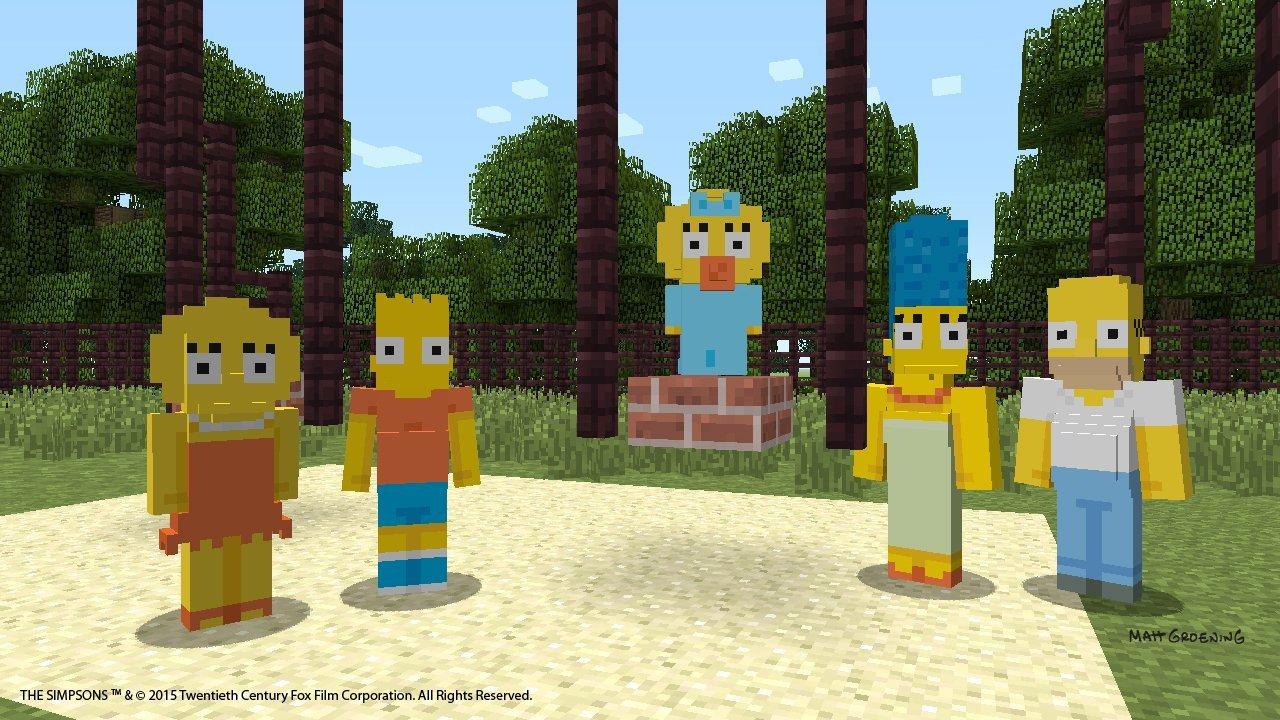Skin Pack Simpsons