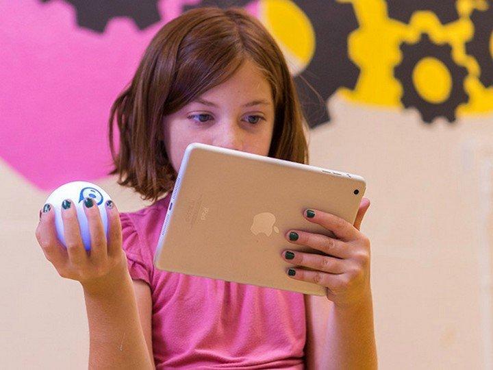 Sphero un gadget éducatif