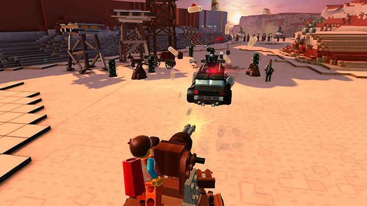 The LEGO Movie Video Game - Mission