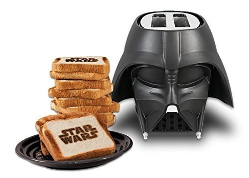 Le grille-pain Star Wars de Dark Vador