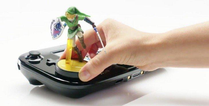 Amiibo avec la Wii U