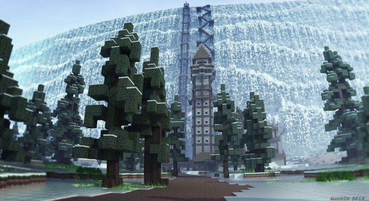 WesterosCraft: l'univers de Game Of Thrones dans Minecraft !