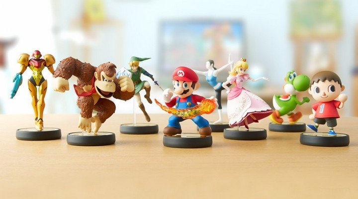 Les « Amiibo » de Nintendo c'est quoi ? Tout savoir sur ces figurines connectées