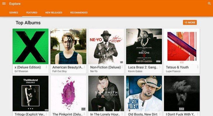 Avec Google Play Musique, tu peux stocker 50 000 titres gratuitement