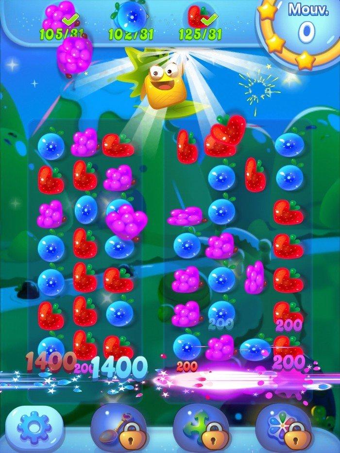 Jolly Jam gameplay