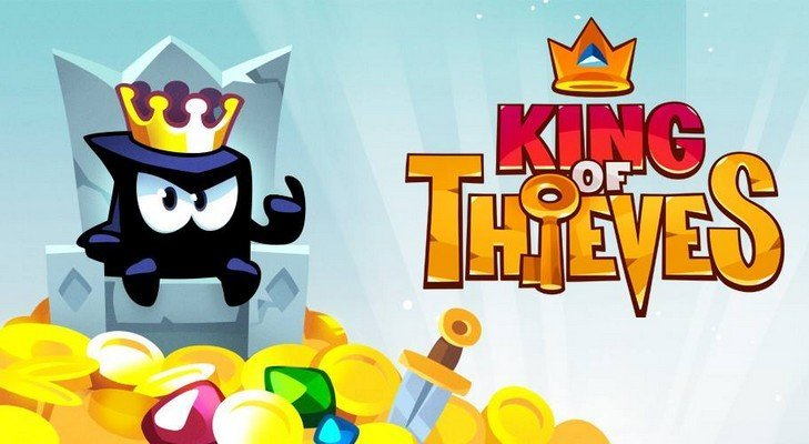 King of Thieves : un grand jeu mobile où le voleur se fait voler !
