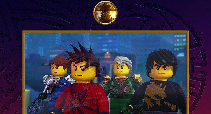 Lego Ninjago Tournament, le jeu iOS pour mini Ninja