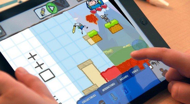 Avec Magic' Créateur Adventure Time, crée ton propre jeu vidéo !