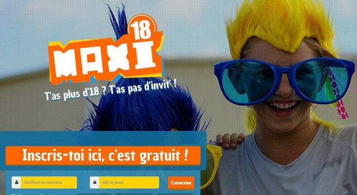 Maxi18 : le Facebook interdit aux vieux pour un réseau social plus sûr