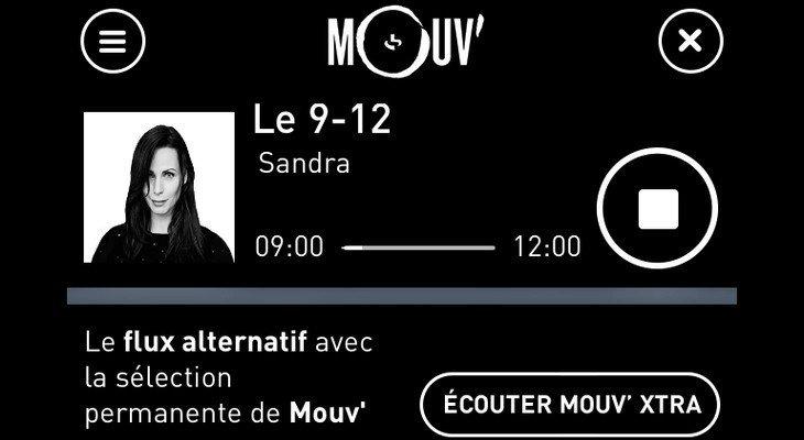Nouvelle radio Mouv' et nouvelle application sur Android et iPhone