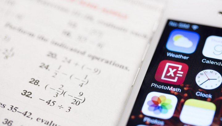 PhotoMath : l'application mobile pour résoudre des équations
