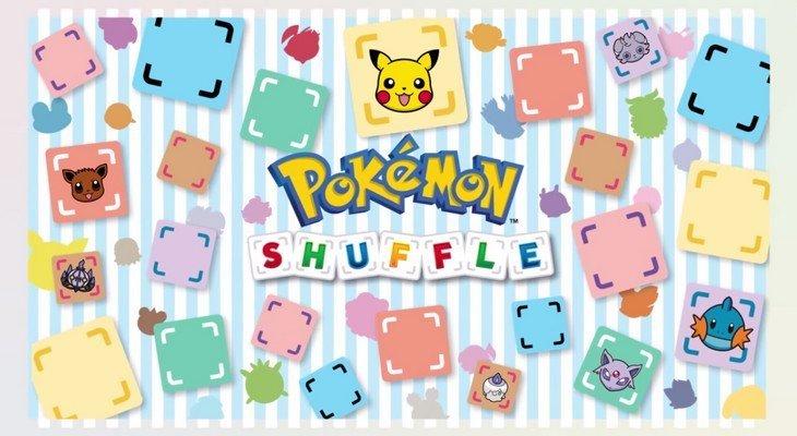 Nintendo 3DS : Pokémon Shuffle, un jeu à la Candy Crush