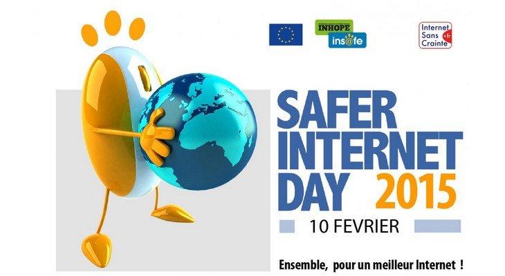 Safer Internet Day 2015 : ensemble, pour un meilleur Internet le 10 février