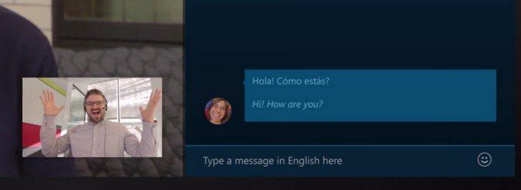 Skype translator démo