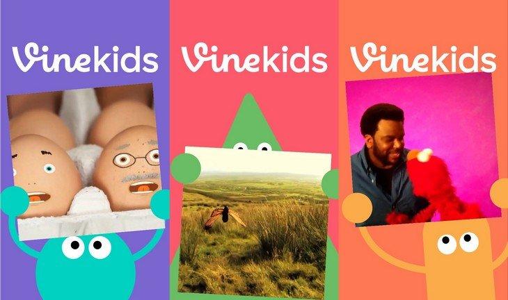 Vine Kids, l'application vidéo que ton petit frère va adorer