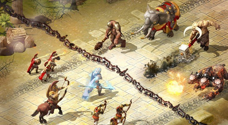 Age of Sparta : protège la Grèce antique dans ce jeu de stratégie