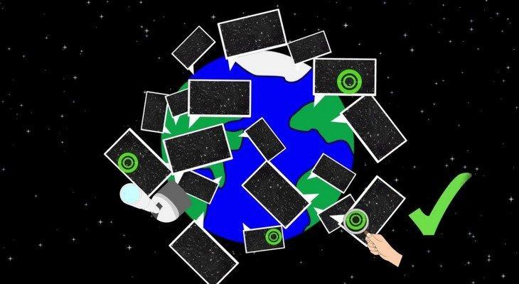 Aide la NASA à trouver des astéroïdes grâce à un logiciel gratuit