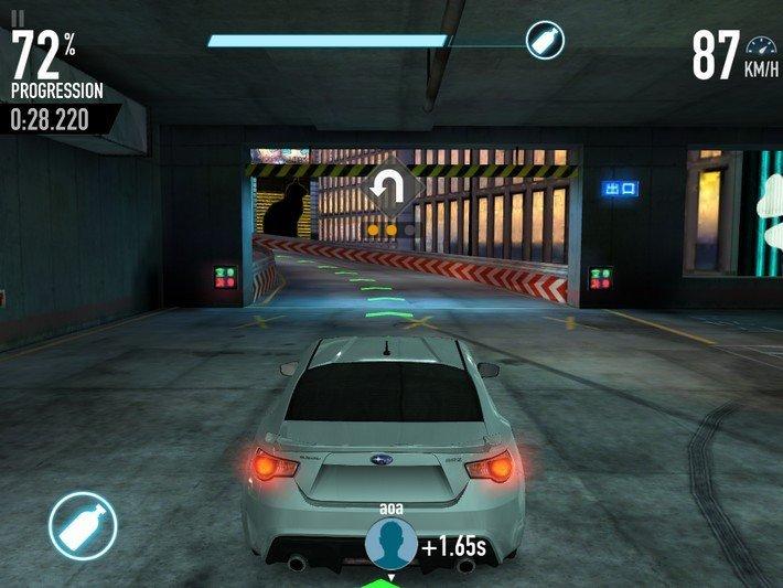 Fast & Furious Legacy drift