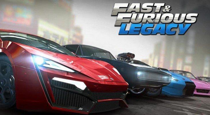 Fast & Furious Legacy : la course se poursuit sur mobile