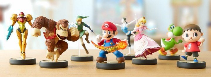 Figurines Amiibo