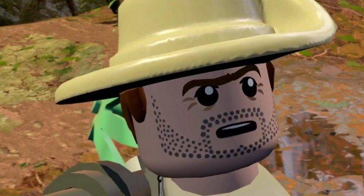 Découvre LEGO Jurassic World dans une première vidéo qui décoiffe