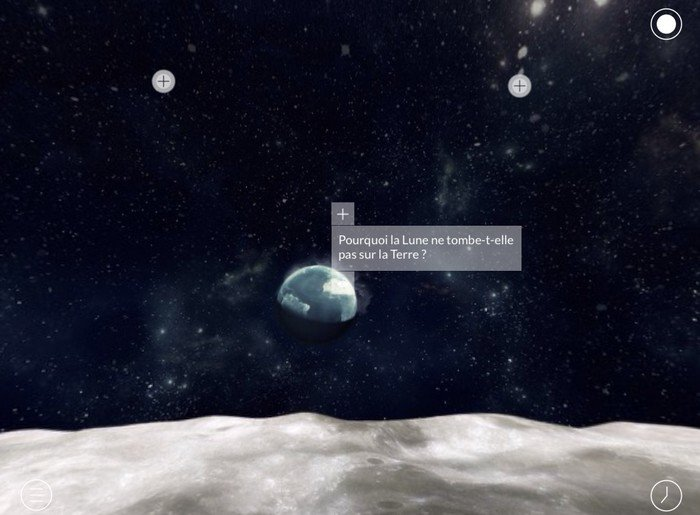 La lune la face caché de la Terre