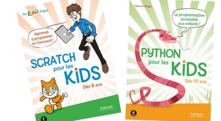 L'informatique pour les kids : des livres pour apprendre à coder