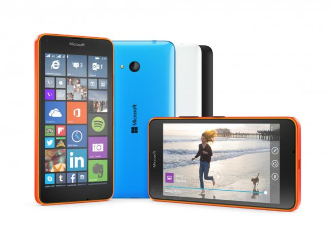 Lumia 640 - Microsoft