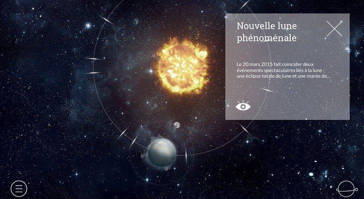 Eclipse solaire du 20 mars : 2 applications mobiles pour en profiter