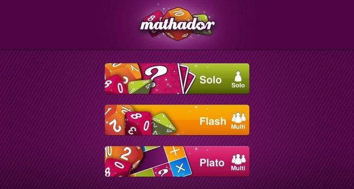 Mathador modes