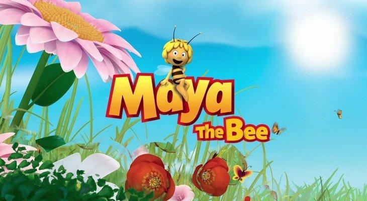 Maya l'abeille défi de vol : collecte des fleurs avec Maya ! (Android, iOS)