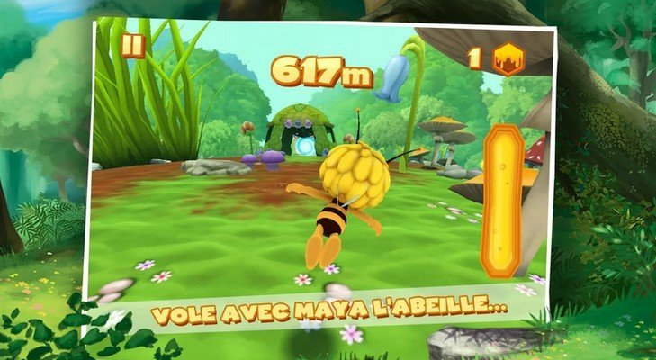 5 jeux mobiles pour passer le week-end (Android, iOS) : Maya l'Abeille, Timefish…