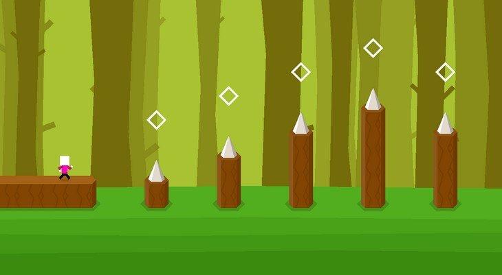 Mr Jump le jeu énervant pour iPhone et iPad ajoute 12 nouveaux niveaux