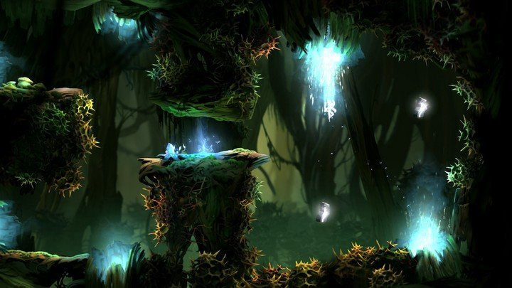Ori and the Blind Forest décors