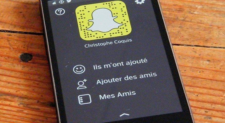 La mise à jour de Snapchat te réserve une petite surprise