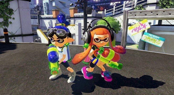 Nintendo : des figurines amiibo en mai pour Splatoon ?