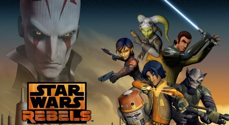 Star Wars Rebels : affronte l'Empire sur ton smartphone !
