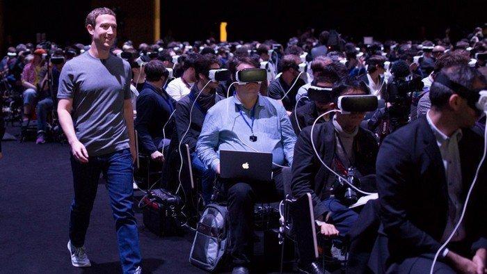 Zuckerberg conf Samsung