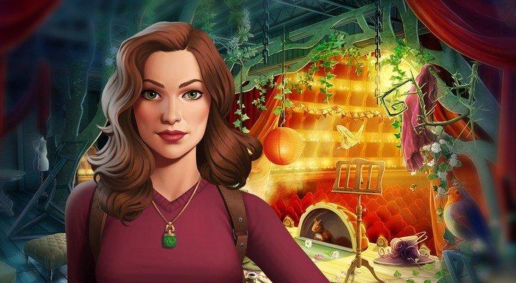 Rejoins l'Agent Alice dans ce nouveau jeu mobile d'objets cachés et d'aventure