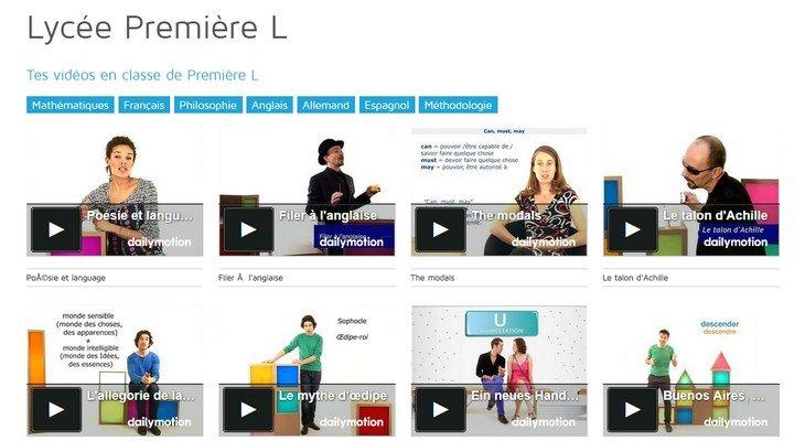 Minicours.com : près de 3 000 vidéos gratuites (primaire, collège, lycée) pour apprendre