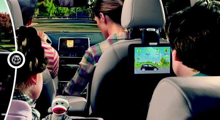 MyKIDIO, l'appli pour ne plus s'ennuyer en voiture (MWC 2015)