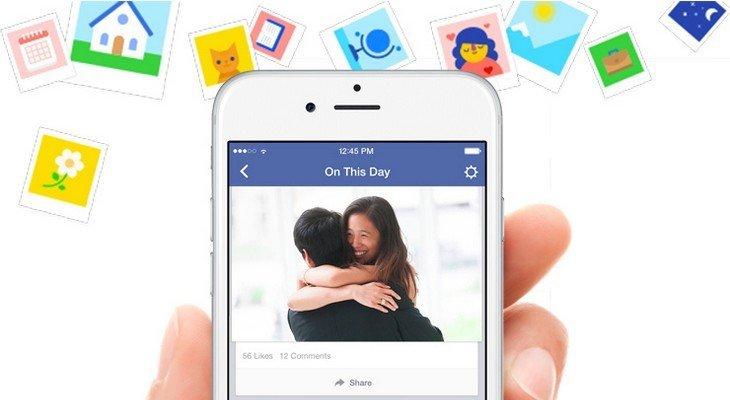 On This Day : quand Facebook te dit ce que tu faisais il y a un an