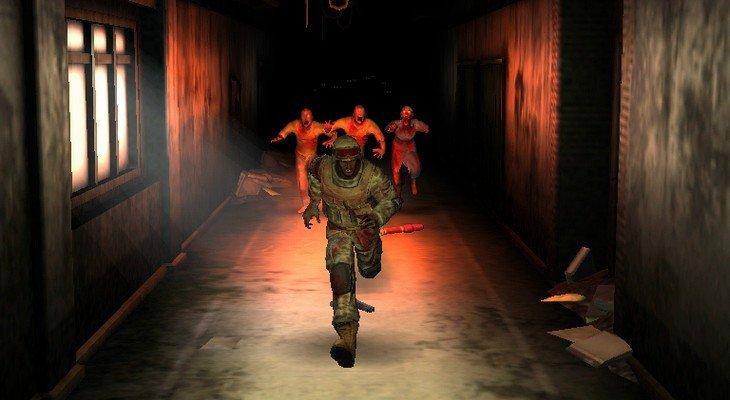 Corridor Z : Temple Run et Walking Dead dans le même jeu !