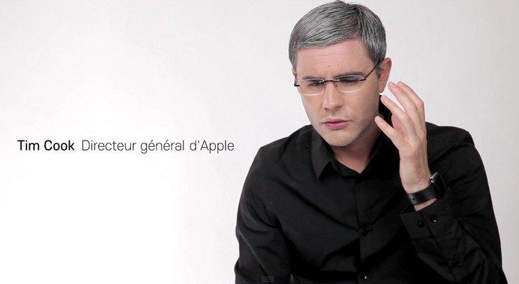 L'Apple Watch vue par le youtubeur Cyprien : une vidéo à mourir de rire