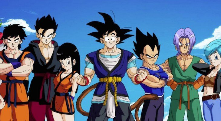 Dragon Ball Super Aura Aussi Son Manga Geek Junior