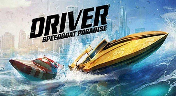 Driver Speedboat Paradise : Fast & Furious avec des bateaux off-shore !