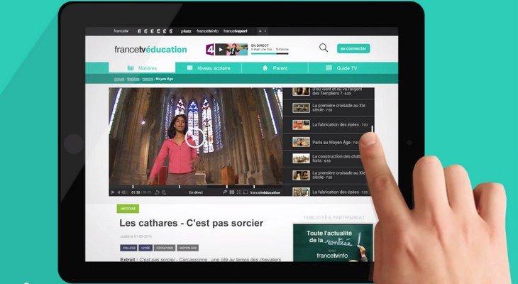 FranceTV éducation : la plateforme éducative pour les kids